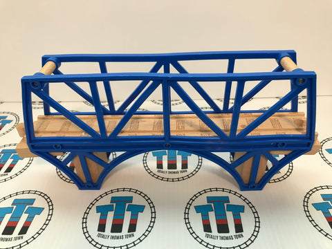 Sodor Bay Bridge Good Condition Wooden - Used - Totally Thomas Town