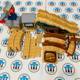 Adapted Deluxe Timber Tidmouth Set Wooden - Used