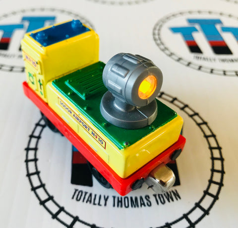 Spotlight Car Good Condition with Light and Sound Used - Take N Play - Totally Thomas Town