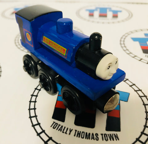 Sir Handel (1997) Very Good Condition Wooden - Used - Totally Thomas Town