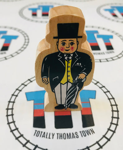 Sir Topham Hatt Wooden - Used