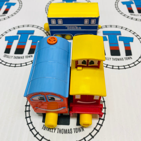 Tonka Train Toy Pack - Used
