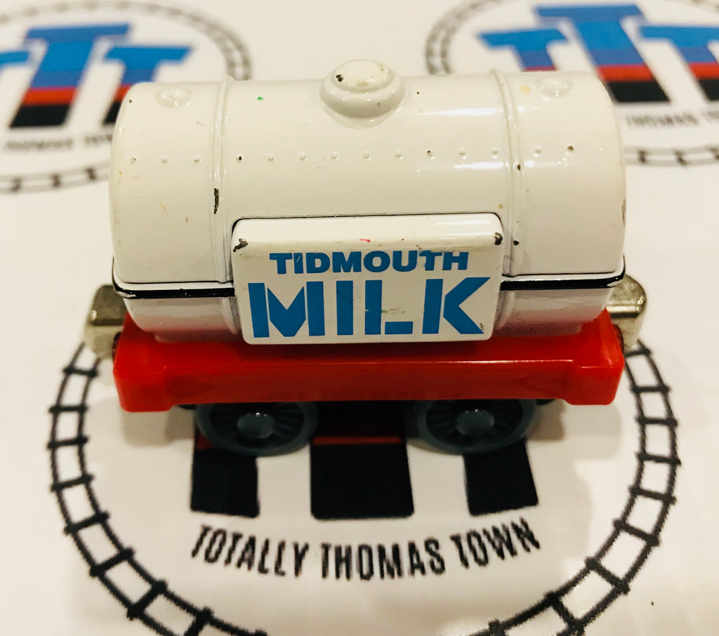Milk Tanker (2003) Good Condition Used - Take N Play - Totally Thomas Town