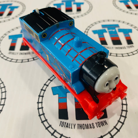 Thomas with Branches from Thomas and the Jet Engines (2013) Fair Condition Used - Trackmaster