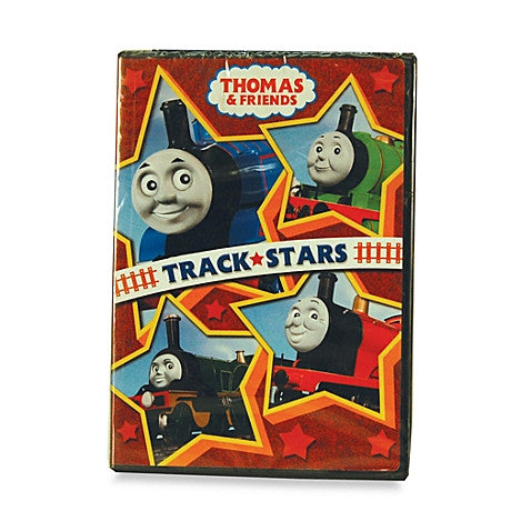 Track Stars Used DVD - Totally Thomas Town