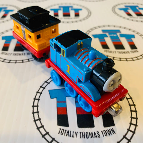 Thomas and Caboose Pull and Zoom (2012) Good Condition