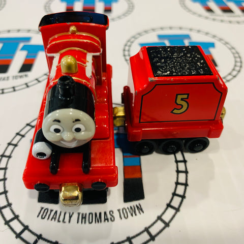 Engine Recognition James & Tender (2008) Used - Take N Play