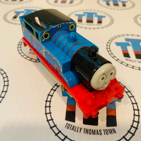 Thomas (2009) Poor Condition Older Face Used - Trackmaster