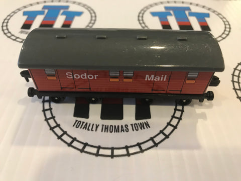 Sodor Mail Car (1995) ERTL - Used - Totally Thomas Town