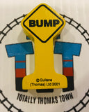 Bump Sign Wooden - Used