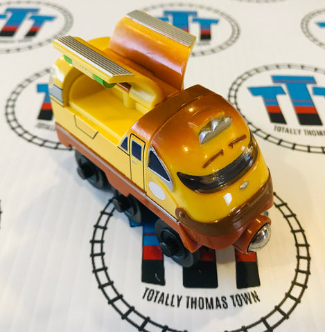 Action Chugger Wooden - Used - Totally Thomas Town