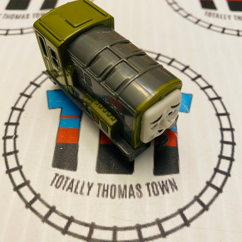 Dodge Pull Along Capsule Plarail Fair Condition - Used