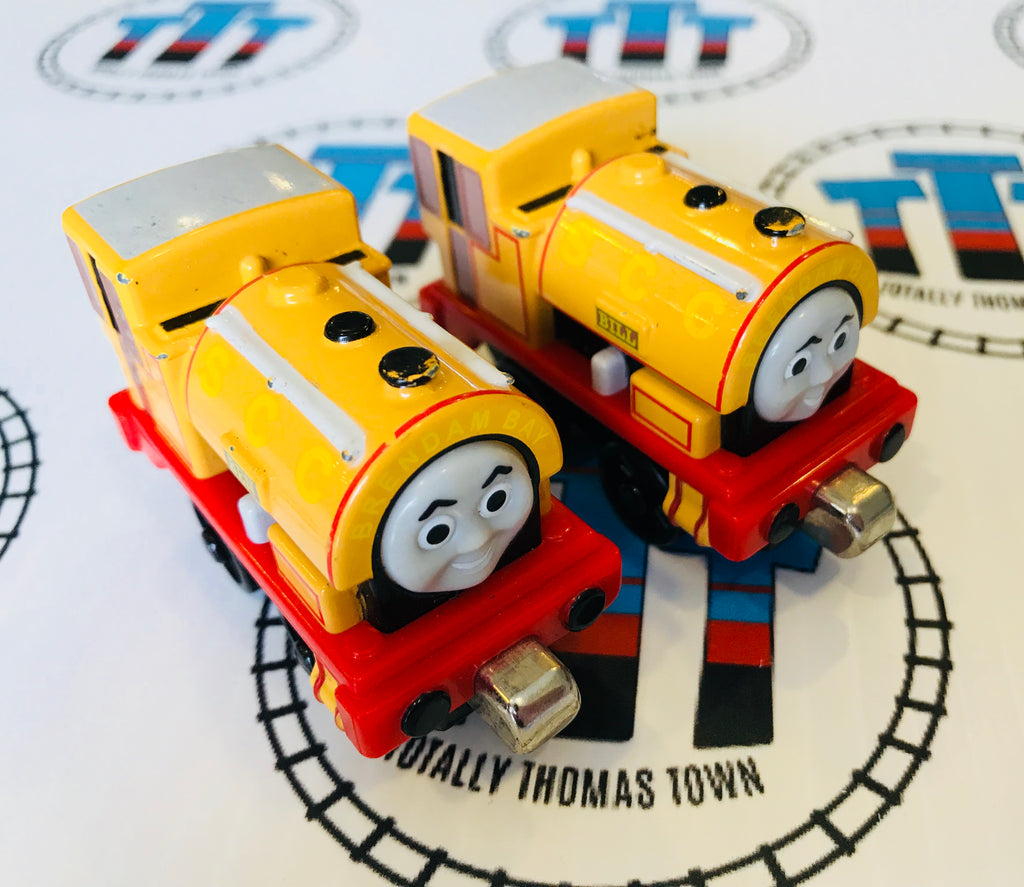 Bill and Ben (2003) Very Good Condition - Take N Play - Used - Totally Thomas Town