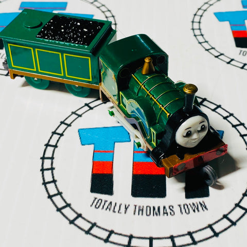 Decorated Emily Pull Along Capsule Plarail - Used