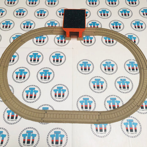 Coal Hopper Oval Set Used - Trackmaster
