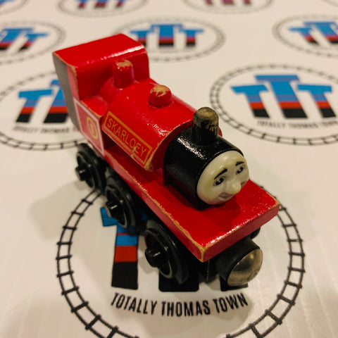 Skarloey (1996) Wooden - Used