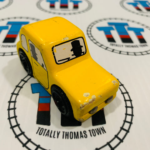 Sir Topham Hatt's Car Rare Flat Magnet Wooden - Used