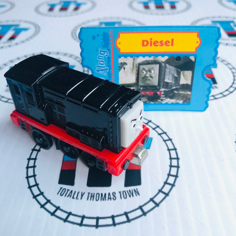 Diesel with Character Card (2005) Very Good Condition Used - Take N Play