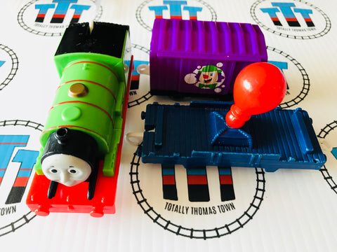 Up, Up and Away Percy (2013) Good Condition Used - Trackmaster - Totally Thomas Town