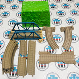 Tunnel & Bridge Oval Set #1 Used - Trackmaster