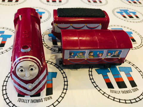 Caitlin's Passenger Express (2012) Good Condition Used - Trackmaster
