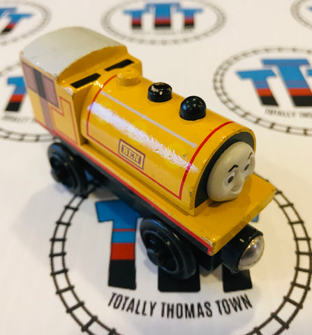 Ben (2003) Good Condition Wooden - Used - Totally Thomas Town