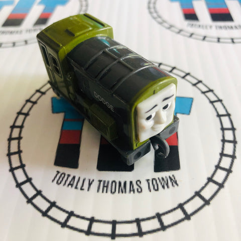 Happy Dodge Pull Along Capsule Plarail - Used