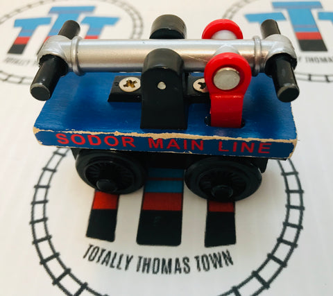 Handcar (2003) Wooden - Used - Totally Thomas Town