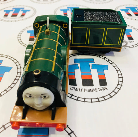 Emily & Tender (2013) Very Good Condition Used - Trackmaster - Totally Thomas Town