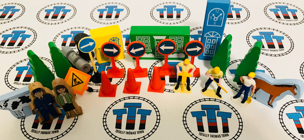 Accessory Pack Other Brand - Used - Totally Thomas Town