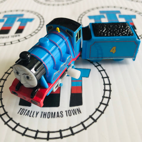 Angry Gordon Capsule Plarail Wind Up - Used