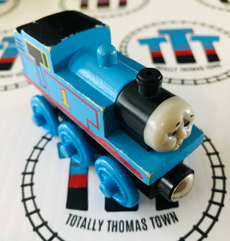 Tired Out Thomas (1999) Wooden - Used
