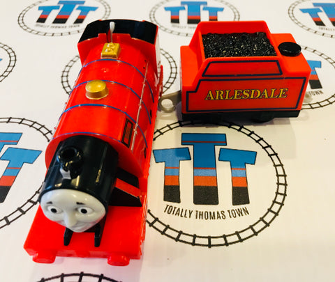 Mike & Tender (2013) Very Good Condition Used - Trackmaster - Totally Thomas Town