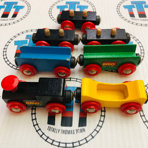 Brio Train Value Wooden Pack - Used