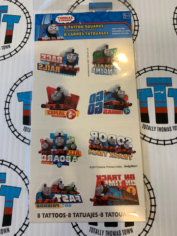 Thomas and Friends Tattoos