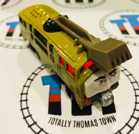 Diesel 10 Talking (2011) Good Condition Used - Take N Play - Totally Thomas Town