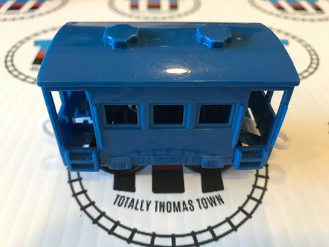 Blue Caboose Used - Trackmaster - Totally Thomas Town