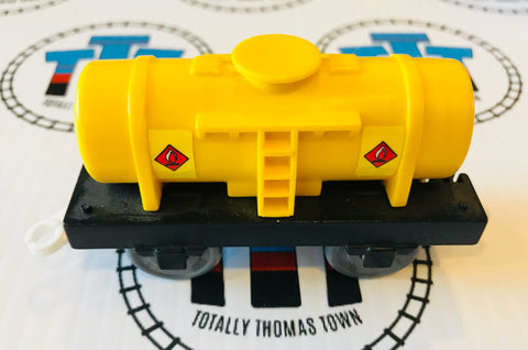 Fuel Tanker Good Condition Used - Trackmaster - Totally Thomas Town