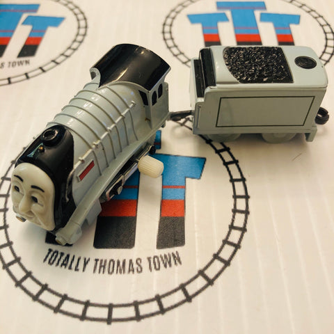 Spencer & Tender Capsule Plarail Wind Up - Used