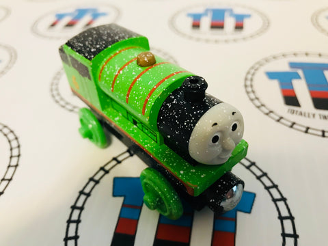 Snow Covered Percy (2012) Very Good Condition Wooden - Used - Totally Thomas Town
