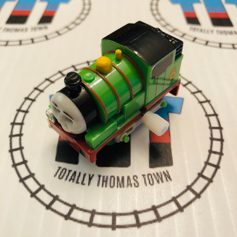 Sad Percy Capsule Plarail Wind Up - Used
