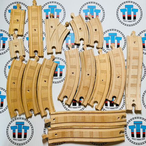 Assorted Track Pack with Holes Used - Thomas Brand