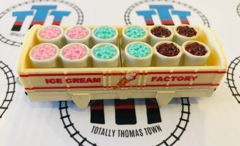 Ice Cream Cargo Used - Trackmaster