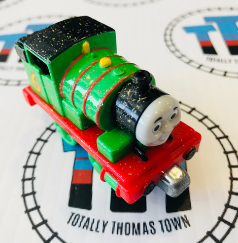 Gold Dust Percy (2009) Good Condition - Take N Play - Totally Thomas Town