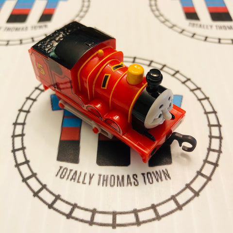 James Pull Along Capsule Plarail - Used