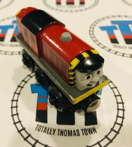 Salty (2003) Good Condition Wooden - Used - Totally Thomas Town