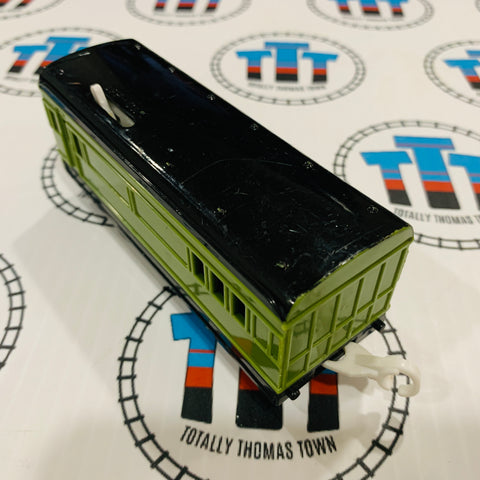 Green Passenger Car Motorized (2006) Used - Trackmaster