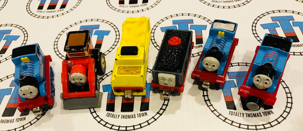 Train Value Take n Play Pack - Used - Totally Thomas Town