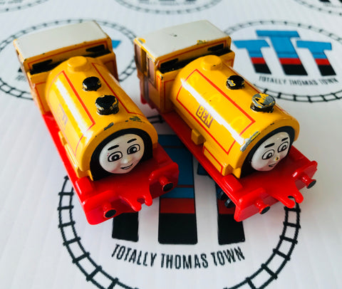 Bill and Ben (1991) Good Condition ERTL - Used - Totally Thomas Town