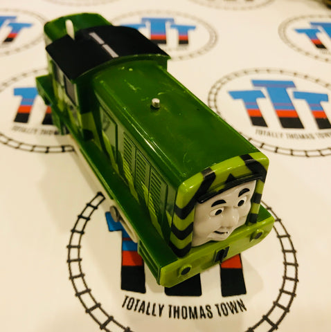 Green Salty (2009) Good Condition Used - Trackmaster - Totally Thomas Town